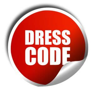 Dress code at work essay